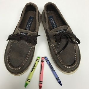 Sperry Kids Top Slider Boat Shoes Size 13.5